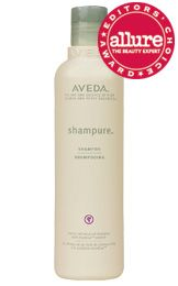 Aveda Shampure, shampoo and conditioner. It's all I use.