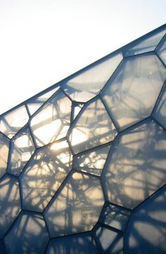 Olympics feature top-to-bottom membrane structures. Photo: PTW