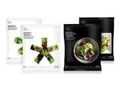 Restyling and creation of basic and gourmet packaging