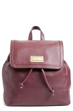 This Marc Jacobs backpack is going to be an autumn staple: adjustable straps allow for hands-free portability, or for slinging over your shoulder for an effortlessly cool look.