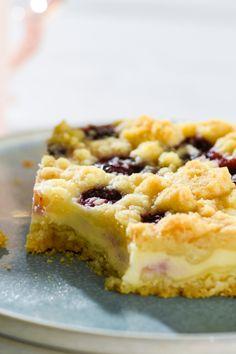 Dessert Recipes For Kids, Quick Easy Desserts, Easy Meals For Kids, Fancy Desserts, Healthy Dessert Recipes, Healthy Baking, 3 Ingredient Desserts, Desserts Sains, Sour Cream Cake