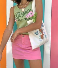 2000s Fashion, Teen Fashion, Fashion Outfits, Pink Fashion, Cute Casual Outfits, Pretty Outfits, Mode Outfits, Aesthetic Clothes, Outfits