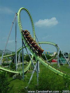 Chang | Six Flags Kentucky Kingdom | USA