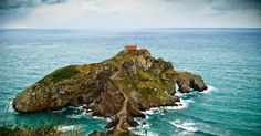 Gaztelugatxe is a little island situated in the Bay of Biscay just outside the Spanish coast in Basque Country. The island is crowned by a s...
