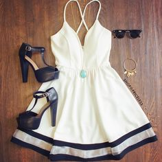 Modern Day Cinderella Dress in White