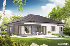 Eris II G2 (wersja C)   to propozycja dla rodziny, która marzy o przytulnym azylu, w którym nowoczesna elegancja łączy się z codzienną wygodą i słoneczną aurą. Wnętrze domu zostało rozplanowane tak, aby domownicy mogli cieszyć się swobodą przestrzeni i prywatnością – otwarty charakter strefy...