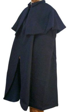Men's Watch Cloak from Jas Townsend. I'd look pretty bad ass with this....