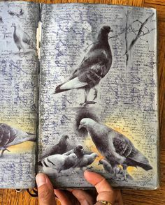 Inside the Well-Traveled Sketchbooks of Artist Dina Brodsky