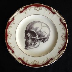 Skull Plate IV