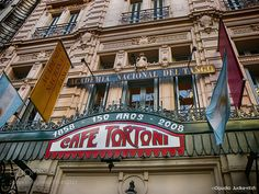 "Cafe Tortoni Buenos Aires Go to http://iBoatCity.com and use code PINTEREST for free shipping on your first order! (Lower 48 USA Only). Sign up for our email newsletter to get your free guide: ""Boat Buyer's Guide for Beginners."""
