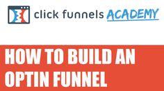 ClickFunnels - How to build an optin funnel https://epicstate.com/clickfunnels