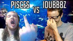 iDubbbz VS Pisces [Rock will never die, Mother F#$ker]