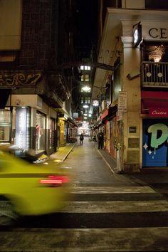 Melbourne Laneway