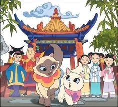 Wonderful Totally Free sagwa the chinese siamese cats Suggestions Siamese kittens and cats should be known for their smooth, wind resistant physiques, creamy applications in a Disney Viejo, My Little Kids, Old Cartoons, 2000s Cartoons, Pbs Kids, Old Shows, My Childhood Memories, 90s Childhood, Animes Wallpapers