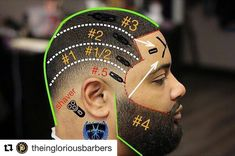 """83 Likes, 5 Comments - Hairchitect By Joffre Jara (@hairchitectapp) on Instagram: """"#Repost @theingloriousbarbers ・・・ #Repost @gmena_thebarber with @repostapp ・・・ step by step haircut…"""""""