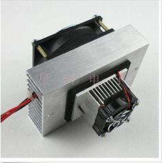 DC12V Semiconductor Peltier Refrigeration Cooling: Amazon.co.uk: Electronics