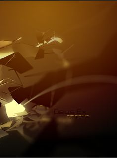Deus Ex Human Revolution : Visual direction drafts by Timothe Lapetite, via Behance