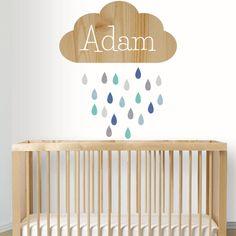 Muurstickers babykamer en kinderkamer