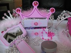 royal birthday tea party ideas for girls and boys | Pink Princess Tea Party for Girls