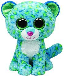 Ty Beanie Boos Buddies Leona Blue Leopard Medium Plush Ty Beanie Boos Buddies http://www.amazon.com/dp/B00I0444P0/ref=cm_sw_r_pi_dp_AbkHwb1T60HNP