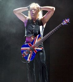 Photo of Sav for fans of Rick Savage 29900827 Rick Savage, Rock Of Ages, Def Leppard, Fans, Concert, Lovers, Queen, Star, Music