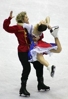 Charlie White Photo - ISU Four Continents Figure Skating Championships 2008 - Day 2