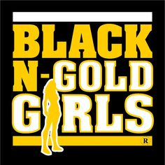 Black N Gold Girls