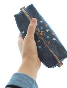 Zipper Pencil Case