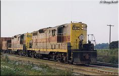 The Erie Lackawanna Railway