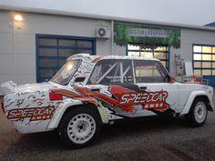Lada rally design Rally, Monster Trucks, Garage, Vehicles, Design, Carport Garage, Garages, Car