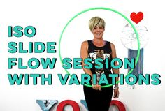Isolation Slide Flow Session with Variations for Beginners and Beyond