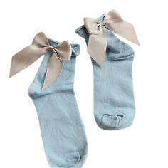 Glitter Ribbon Bow Knot Low Cut Ankle Socks Women Girl 2017 New Fashion Mesh Shimmer Net Socks Korean Harajuku femme