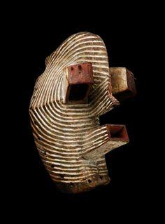Songye Kifwebe masks D.R Congo