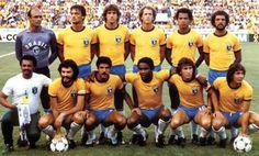 Tributo ao futebol, 1982 a maior seleção de todos os tempos.