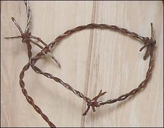 Fake Barbed Wire
