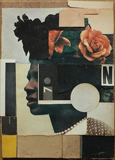 Collage by woefoep(via Andrea & Mahogany Soul) - le coil Collages, Art And Illustration, Collage Design, Design Art, Interior Design, Mixed Media Collage, Collage Art, Cover Art, Poster Design