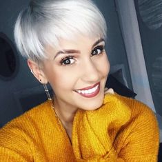 Short Hairstyle 2018 – 95