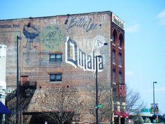 Old Market - Omaha, Nebraska