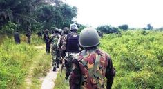 FAKE ARMY OFFICER NABBED IN LAGOS