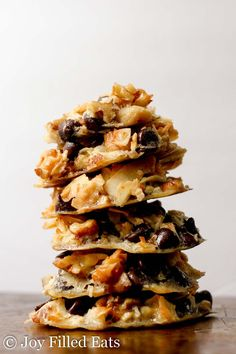 Five Minute Magic Cookies take all the flavors of my popular Magic Cookie Bars and turn them into a cookie that mixes up in only 5 minutes.