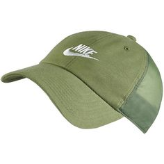 fa54724ef43 Nike NSW H86 Heritage Performance Cap featuring polyvore