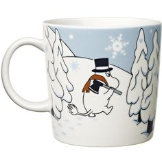 Moomin Mug: Winter Forest 2012