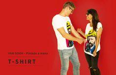 Camiseta - Art fashion Jossart See more: www.jossart.com #jossartgallery