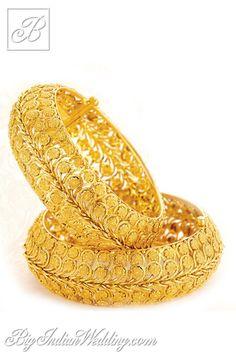 Jaipur Gems gold bracelets
