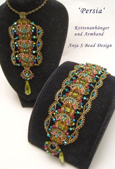 Persia by Anja S Bead Design