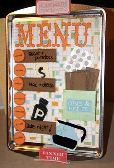 Could I cover my old ones with spray paint, and then some papers, to cover up the fact that they have rusted?  magnetic menu board on cookie sheet