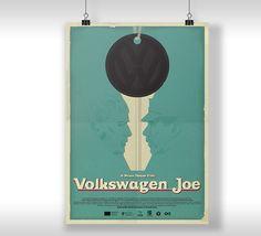 Volkswagen Joe on Behance