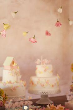Festa_Meninas_Tema_Borboleta_Detalhe_Flores  Butterlfies Party -  Flowers
