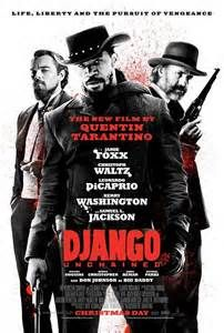 Django-starring Jamie Foxx, written and directed by Quentin Tarantino=PURE AWESOMENESS!! Loved it