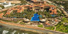 Overview of Gran Hotel Costa Meloneras Hotel and Grounds - Including Casino and Spa Corallium Gran Hotel, Canario, Aerial View, First Night, Costa, Dolores Park, Cabin, House Styles, Places